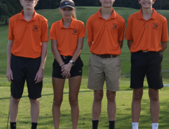 Bobcat Golfers Victorious In Tri-Meet At Pinecrest With Lions And Raiders