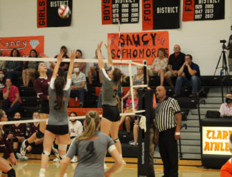 Lady Cats Volleyball Opens Season With Home Win Over Berries