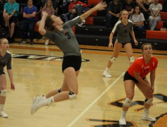 Volleyball: Lady Cats Down Lady Eagles