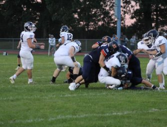 Wildcats Drop C-L Homecoming Contest To Raiders