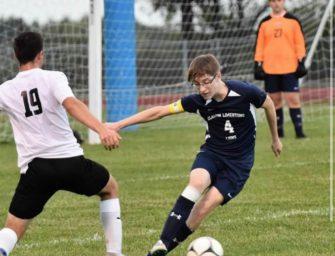 Clarion-Limestone Boys Soccer topped DuBois 5-1 Thursday night (October 7th)