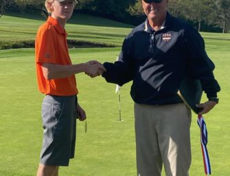 Clarion Areas' Kameron Kerle Advances To State Golf Tournament, Bobcats Team Will Face Union City For Opportunity To Also Compete At States
