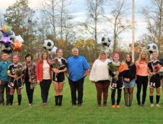 Clarion Area Girls' Soccer Team Goes 1-1 On The Week; Wins Senior Night Match With Punxsutawney