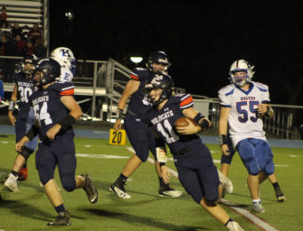 Wildcats Down Wolves For Clarion Area Homecoming Game Victory